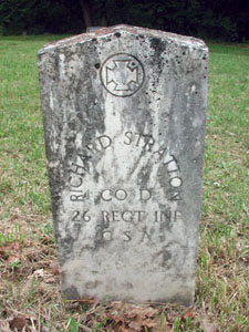 Richard Stratton - Calderwood Cemetery, Blount County, Tennessee